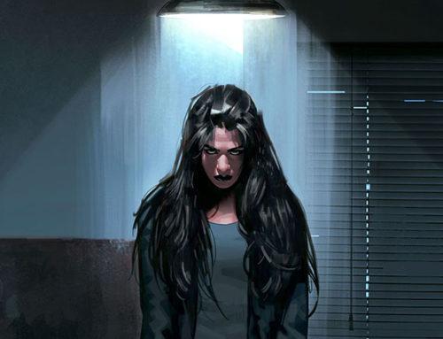 Jessica Jones #4 Variant