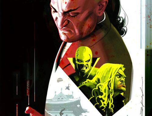 Iron fist 76