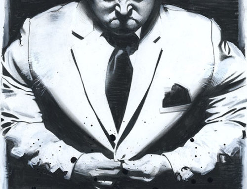 Kingpin Noir
